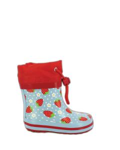 Kleinkinder Gummistiefel Erdbeere