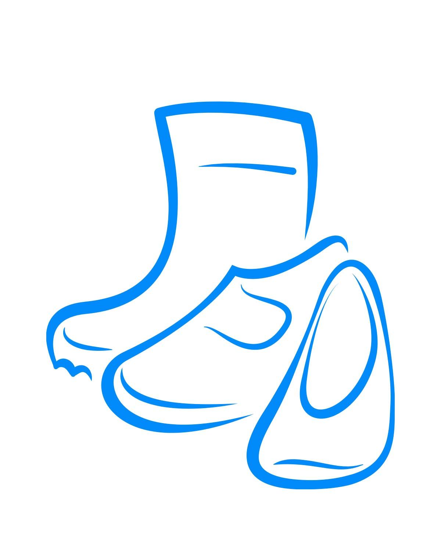 Sportschuh Skip blau 30
