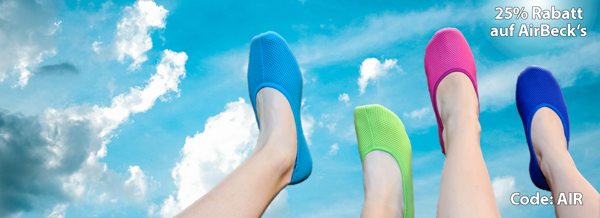 Beck Shoes AirBecks Sommer Sale